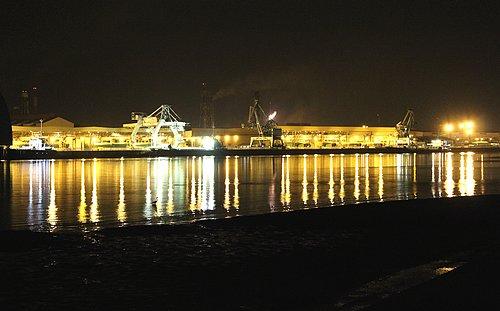 広島県福山市の 工場萌え スポット 画像16