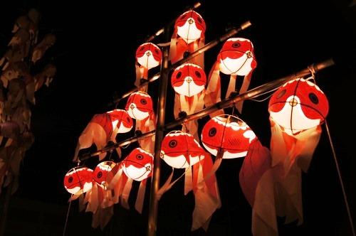 柳井 金魚ちょうちん祭り 画像7