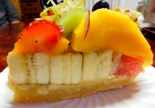 berry cafe ベリーカフェのケーキ 広島