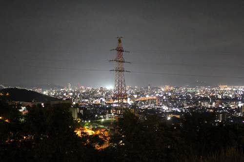 広島の 夜デートは古田台 画像2