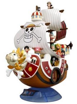 ワンピース夢の海賊船サウザンドサニー号DX