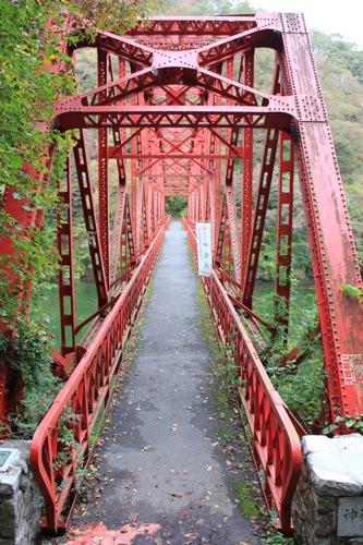 広島県 帝釈峡 紅葉の名所 画像3