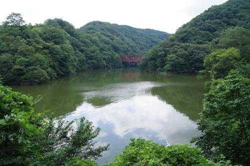 広島県 帝釈峡 紅葉の名所 画像6