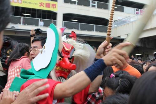 尾道ベッチャー祭り ソバの画像