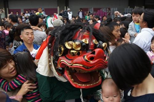尾道市 ベッチャー祭り 2011 画像5