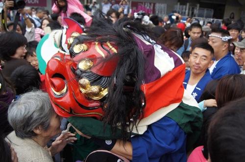 尾道市 ベッチャー祭り 2011 画像7