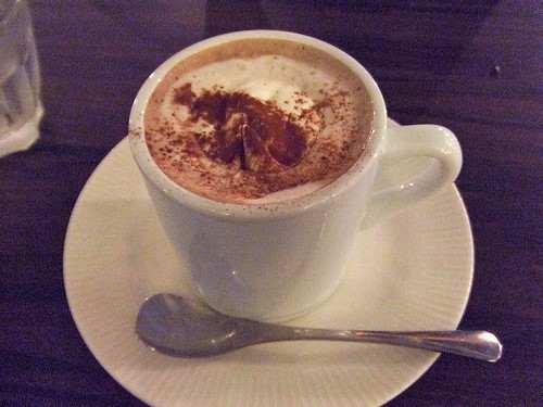 Jカフェ(J CAFE) マリーナホップ ハワイな店内9