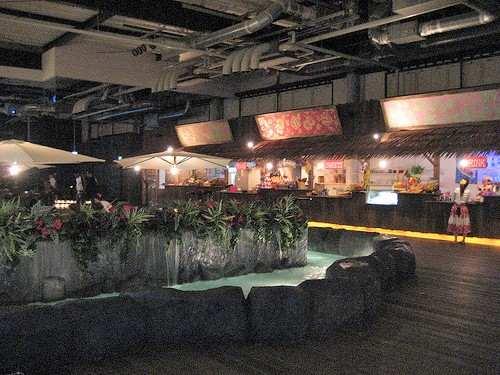 Jカフェ(J CAFE) マリーナホップ ハワイな店内20