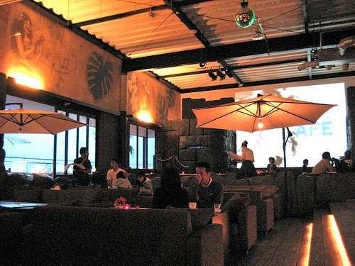 Jカフェ(J CAFE) マリーナホップ ハワイな店内18