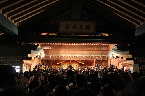 出雲大社 神迎祭11