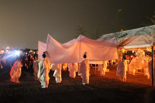 出雲大社 神迎祭の画像8