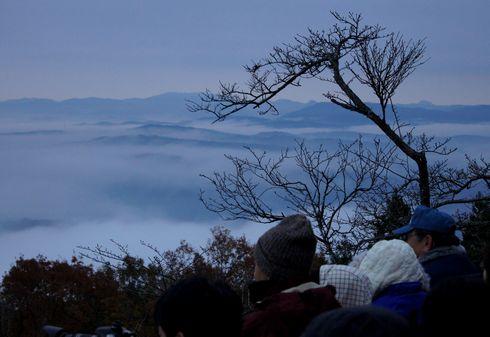 広島県三次市 霧の海