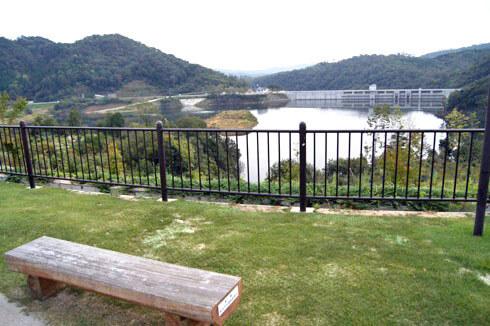 福富ダム横 道の駅 湖畔の里福富 画像4