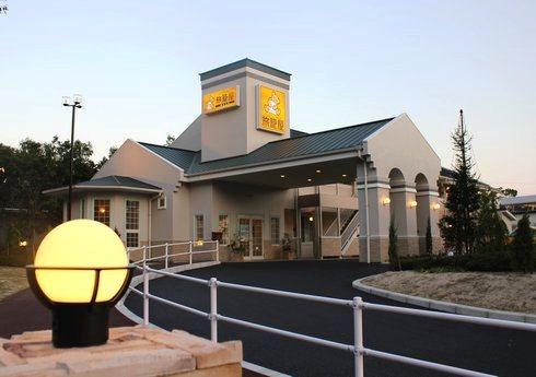 宮島SAにホテル 旅籠屋が完成、高速を降りずに泊まれる安宿