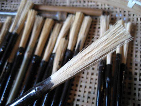 竹原 竹の駅 竹製品など