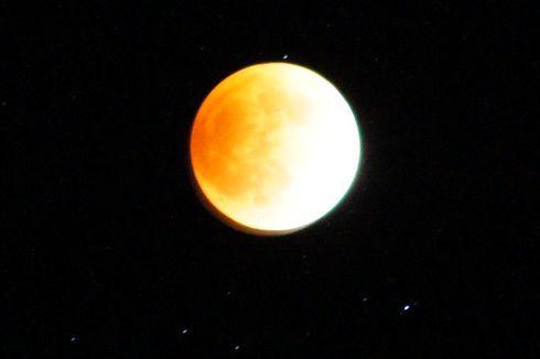 皆既月食、2011年12月10日 広島でも美しく観測