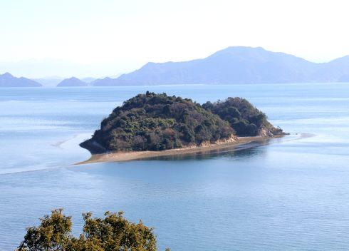 ハート島 広島県 小芝島