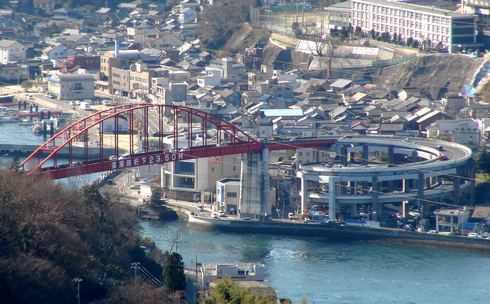 広島県呉市 音戸大橋