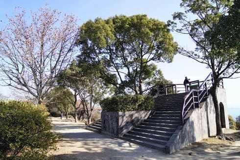 広島県呉市 音戸の瀬戸公園