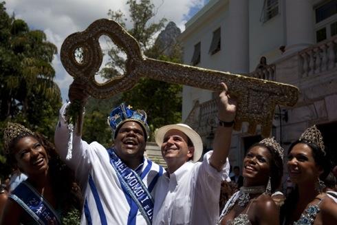 リオのカーニバル 2012 画像2