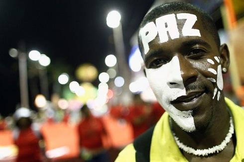 リオのカーニバル 2012 画像3