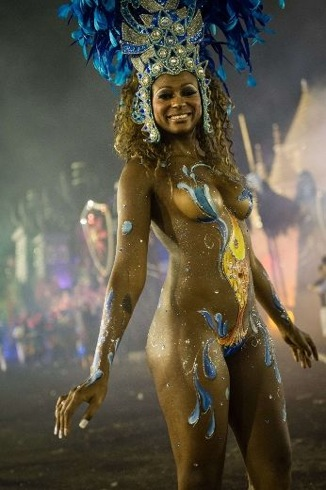 リオのカーニバル 2012 画像4