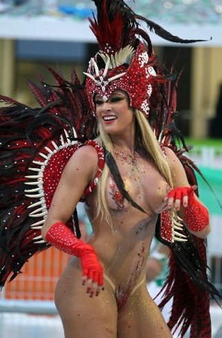 リオのカーニバル 2012 画像5