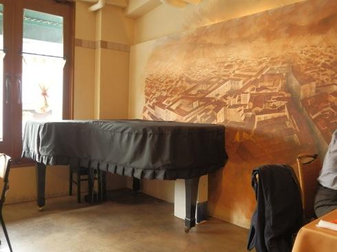 フレスコ(Fresco) 広島市 井口イタリアンのフレスコ画
