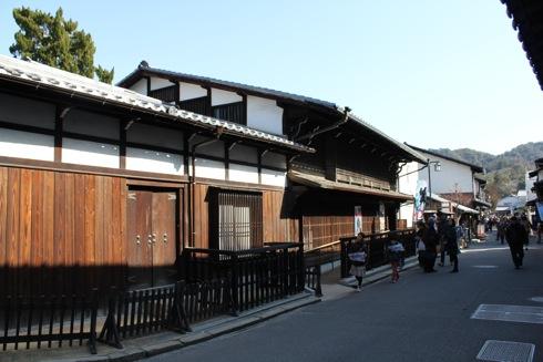 平清盛 色に染まる宮島の風景 画像2