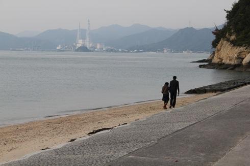 大久野島の風景 海辺の画像4