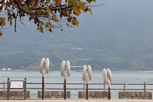 広島のうさぎ島、大久野島をぐるり