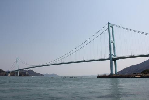 安芸灘大橋 と蒲刈島の白崎園、島々を見渡すドライブ