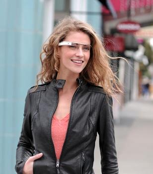 Google メガネ型端末の開発 Project Glass
