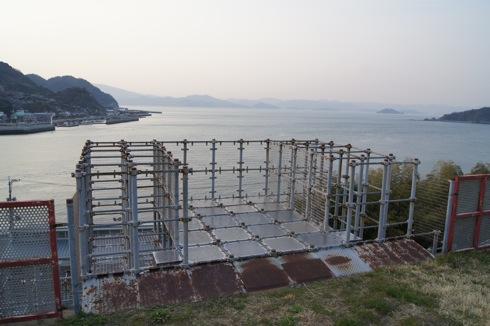 日本一のジャングルジム 大崎下島(広島) 画像8