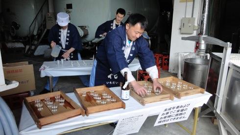 中国醸造 蔵びらき2012 の画像12