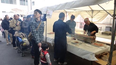 中国醸造 蔵びらき2012 の画像3