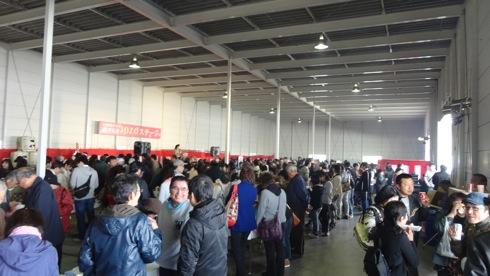 中国醸造 蔵びらき2012 の画像5