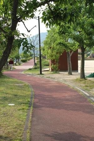 小田島公園 ウォーキングロードの画像2