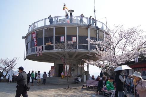 尾道 千光寺公園は 桜名所100選! 画像1