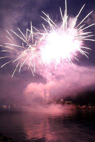 福山鞆の浦弁天島花火大会2012 画像5