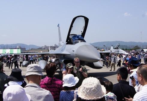 米軍基地 岩国フレンドシップデー2012 画像11