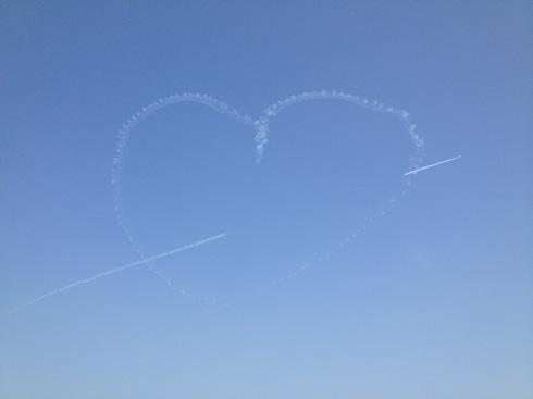岩国基地 ブルーインパルス 自衛隊航空ショー 画像9