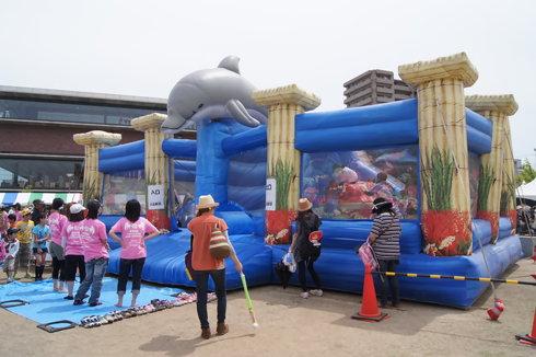 福山ばら祭2012 中央公園の様子41
