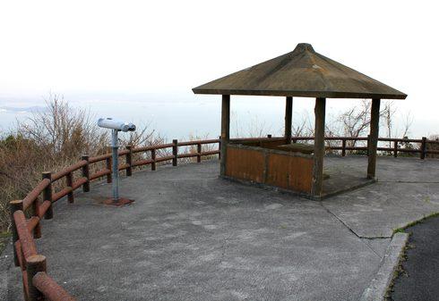 呉市 豊町 一峰寺公園への道 画像5