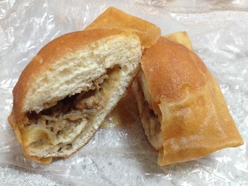 ワンコインベーカリー 中華春巻きパン2
