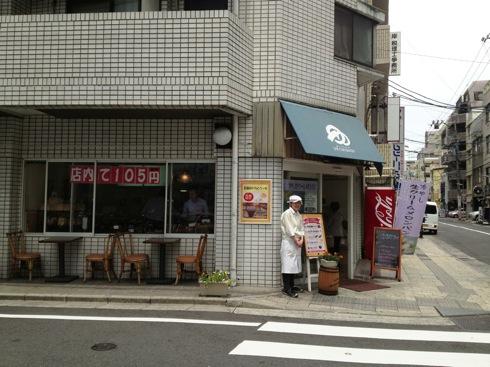 ワンコインベーカリー 広島の100円パン屋で