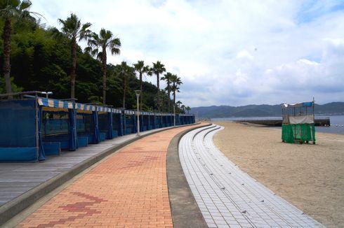 狩留賀海浜公園(ロマンチックビーチかるが)の 画像