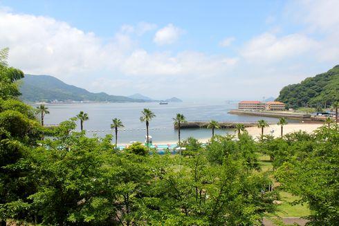 狩留賀海浜公園(ロマンチックビーチかるが)で バーベキューなど