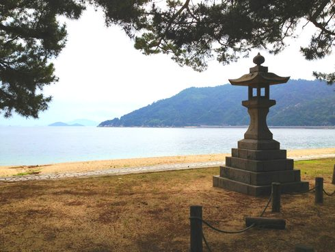 広島の 桂浜海水浴場 画像4