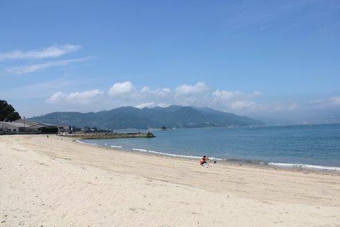 マリンふれあいの里 大浦崎公園 大浦崎自然海浜保存地区
